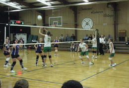 2007 JV Volleyball