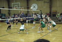 2007 Varsity Volleyball